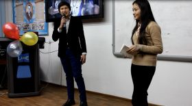 «III Поэтикалық дуэль». Әлімжан Шөңгербай VS Ақтолқын Оразханова