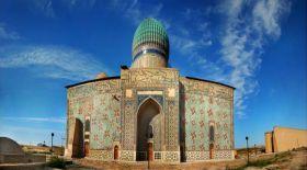 Тарихы терең - Түркістан