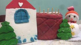 Массагеттен мәзір: жаңа жыл мерекесіне арналған торт