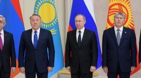 Назарбаев Жоғары Еуразиялық экономикалық кеңестің отырысына қатысты
