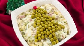 Ең ерекше оливье – сіздің дастарқаныңызда