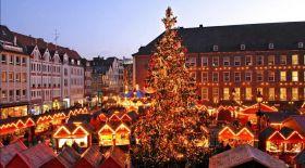 Жаңа жылға дайын таңғажайып 10 қала