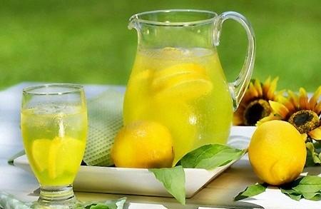 Лимон қосылған судың пайдасы
