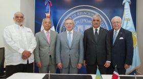Доминикан Республикасы ЭКСПО-2017-ге қатысу туралы шартқа қол қойды