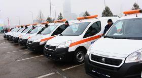 Алматыда қаланың коммуналдық қызметінің автопаркі жаңартылды