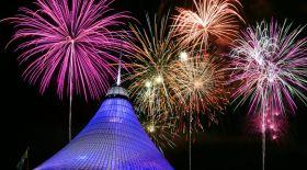 Астанада Жаңа жыл түні мерекелік бағдарлама ұйымдастырылады
