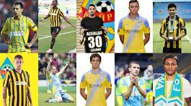 Қазақстан премьер-лигасындағы ең қымбат 10 футболшы