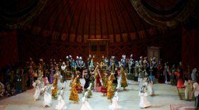 «Біржан-Сара» операсы – «Астана Опера» театрында