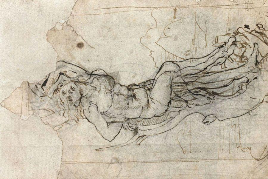 Парижде Леонардо да Винчидің жаңа картинасы табылды