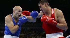 Василий Левитке Олимпиаданың алтын медалi табысталды