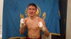 Мирас Жақыпов кәсіпқой бокстағы мансабын жеңіспен бастады