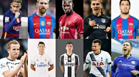 Әлемдегі ең қымбат 10 футболшы