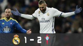 «Реал» екінші ойын қатарынан ұтылды (видео)