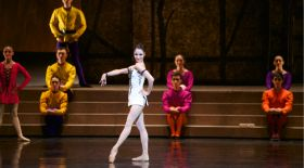 Француз стиліндегі балет