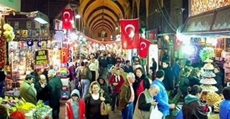 Стамбул қаласындағы шоппинг