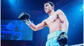 Батыр Жүкембаев үздік 100 боксшының рейтингіне енді