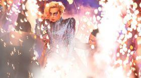 Леди Гага шоудың қандай болатынын көрсетті