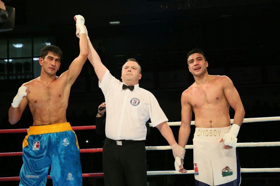 «Арландар» Талдықорғанда өзбек боксшыларын ұтты
