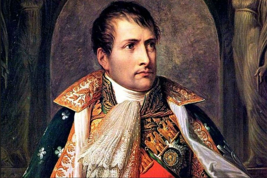 Наполеон француз тілінде сөйлей алмаған