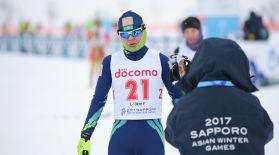 Елена Коломина Азия ойындарындағы үшінші медалін жеңіп алды