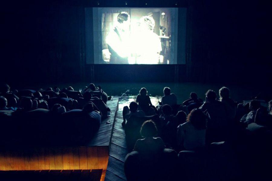 Мәңгі жасыл мекендегі ерекше кинотеатр