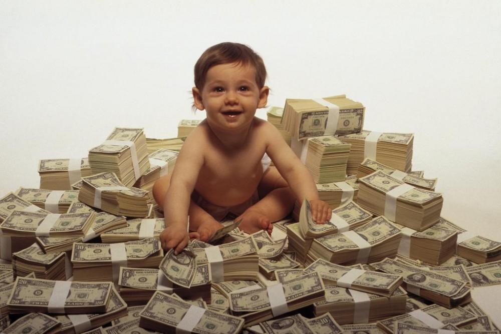 Америкада миллионерлер қалай тәрбиеленеді?