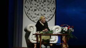 100 жастағы Айша Абдуллинаның кеші өтті