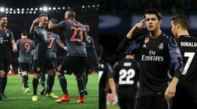«Реал» мен «Бавария» Чемпиондар лигасының ширек финалына шықты (видео)