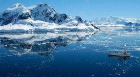 Антарктида жайлы қызықты деректер