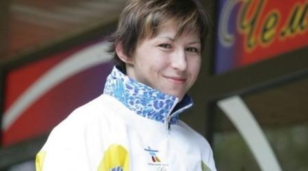 Манюрова қоржынға қола медаль салды