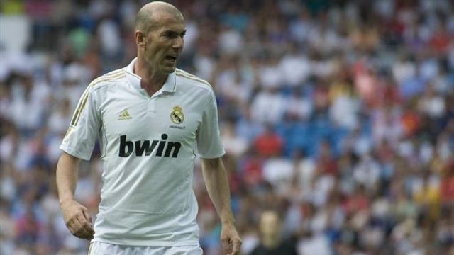 Зинедин Зидан «Реал» командасынан кетті