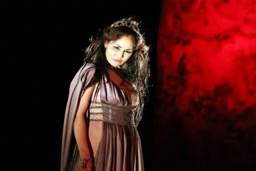 Қазақстанда алғаш рет драма актрисасы опера орындады