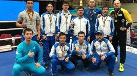 Қазақ боксшылары екі халықаралық турнирде де үздік нәтиже көрсетті