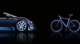 «Bugatti» велосипед шығарды
