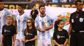 ФИФА Мессиді жазалауы мүмкін