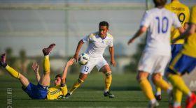 Қазақстан жастары Еуропа чемпионатына іріктеуді сәтті бастады