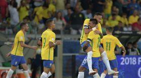 Бразилия әлем чемпионатына бірінші болып жолдама алды