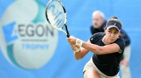 Зарина Дияс Цюаньчжоудағы халықаралық турнирдің ширек финалына шықты
