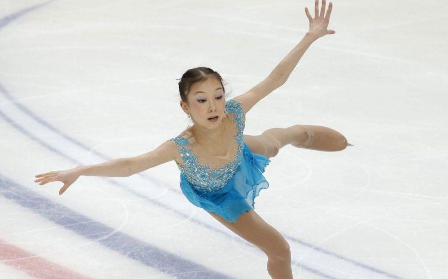 Элизабет Тұрсынбаева әлем чемпионатында 9-орын алды