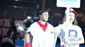 Үш қазақ боксшысы Тайландтағы халықаралық турнирдің жартылай финалына шықты