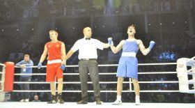 Садриддин Ахмедов Тайландтағы жарыстың финалында өзбек боксшысымен жұдырықтасады