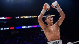 Абылайхан Хұсайнов мексикалық боксшыны екінші раундта нокаутпен ұтты