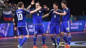 Футзалдан Қазақстан құрамасы Еуропа чемпионатына жолдама алды