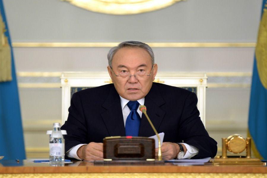 Нұрсұлтан Назарбаев. Болашаққа бағдар: рухани жаңғыру