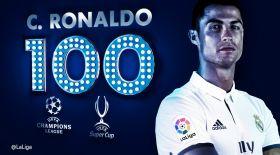 Роналду еурокубоктағы 100-голын соқты