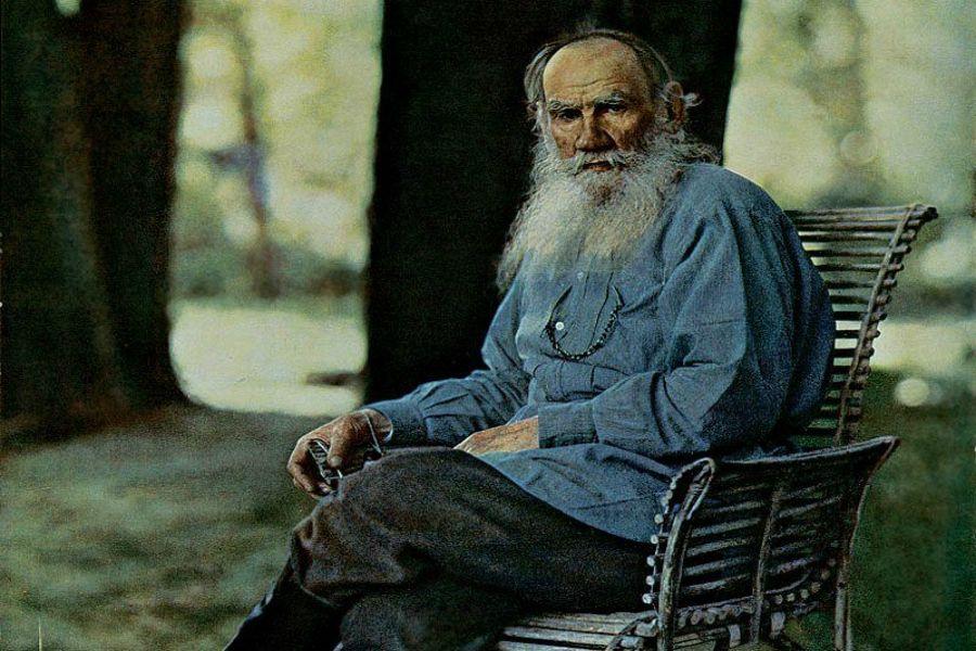 Толстойдың күнделігінен