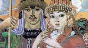 Қазақ дастандары