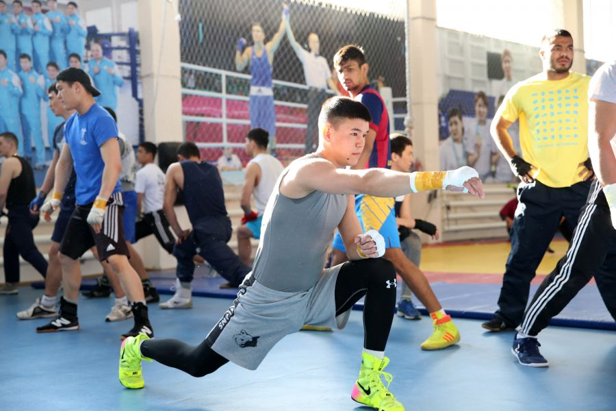 Азия чемпионатына баратын қазақ боксшылары белгілі болды