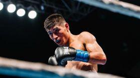 Бекман Сойлыбаев венесуэлалық боксшымен жұдырықтасады
