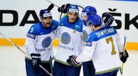 Қазақстан хоккейшілері Польшаны овертаймда ұтты (видео)